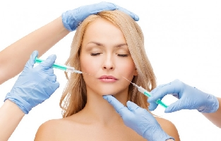 injections botox - acide hyaluronique
