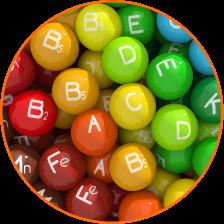 pulsar oxygène barophorèse - vitamines